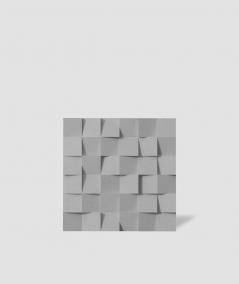 VT - PB15 (S51 dark gray - mouse) COCO - 3D architectural concrete decor panel