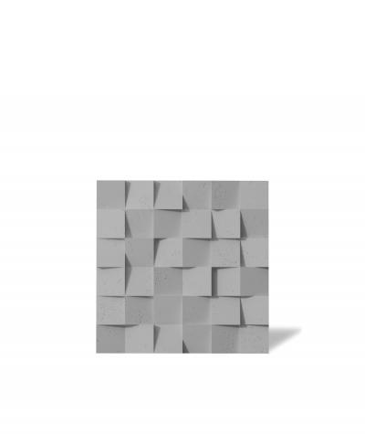 VT - PB15 (S51 ciemno szary - mysi) COCO - panel dekor 3D beton architektoniczny