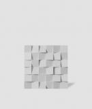 VT - PB15 (S50 jasno szary - mysi) COCO - panel dekor 3D beton architektoniczny