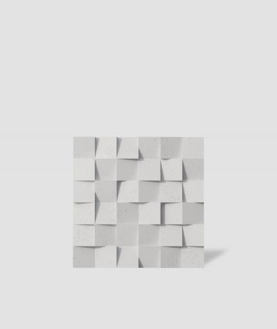 VT - PB15 (B0 white) COCO - 3D architectural concrete decor panel