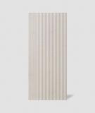 VT - PB37 (KS kość słoniowa) LAMEL - Panel dekor 3D beton architektoniczny