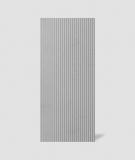VT - PB37 (S95 jasny szary - gołąbkowy) LAMEL - Panel dekor 3D beton architektoniczny