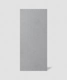 VT - PB37 (S96 ciemny szary) LAMEL - Panel dekor 3D beton architektoniczny