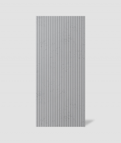 VT - PB37 (S96 ciemny szary) RYFEL - Panel dekor 3D beton architektoniczny