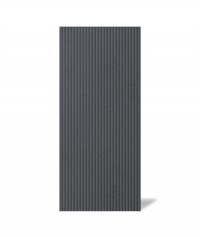 VT - PB37 (B15 czarny) LAMEL - Panel dekor 3D beton architektoniczny