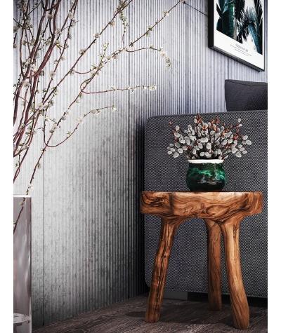 PB37 (S96 dark gray) RYFEL - 3D architectural concrete decor panel