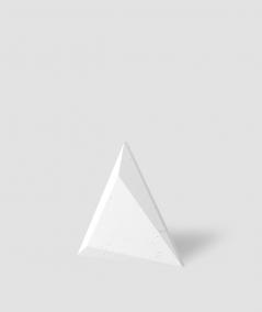 VT - PB36 (BS śnieżno biały) TRIANGLE - Panel dekor 3D beton architektoniczny