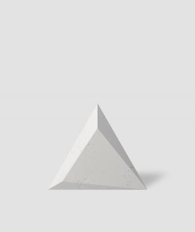 VT - PB36 (B0 biały) TRIANGLE - Panel dekor 3D beton architektoniczny