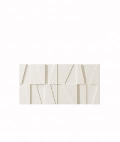 VT - PB09 (B0 white) MOSAIC - 3D architectural concrete decor panel