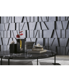 VT - PB09 (KS ivory) MOSAIC - 3D architectural concrete decor panel