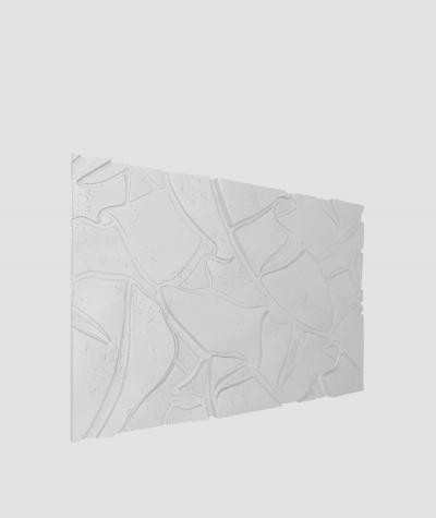 VT - PB34 (S50 jasno szary 'mysi') BOTANICAL - Panel dekor 3D beton architektoniczny
