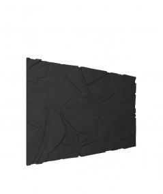 VT - PB34 (B15 czarny) BOTANICAL - Panel dekor 3D beton architektoniczny