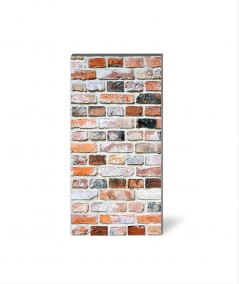 GF - (brick) - foam acoustic panels