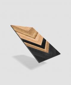 GF - (drewno 1) - piankowe panele akustyczne