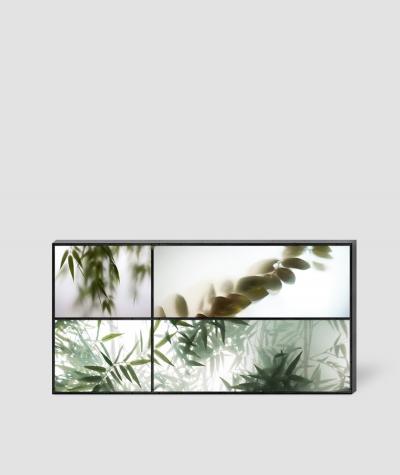 GF - (glass) - foam acoustic panels
