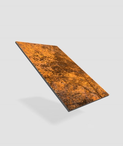 GF - (rusty forest) - 4 foam acoustic panels