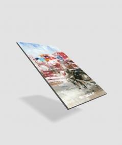 GF - (londyn) - 8 piankowych paneli akustycznych