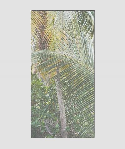 GF - (dżungla) - 4 piankowe panele akustyczne