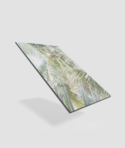 GF - (jungle) - 2 foam acoustic panels