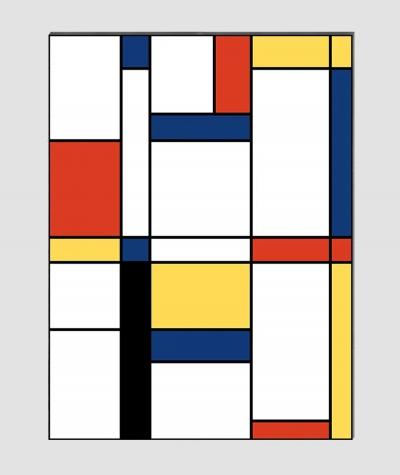 GF - (mondo) - 6 piankowych paneli akustycznych
