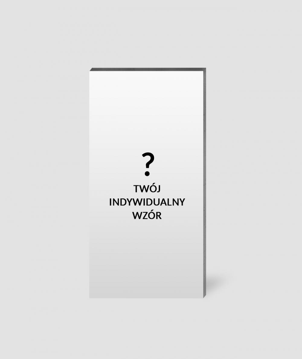 GF - (own design) - 4 foam acoustic panels