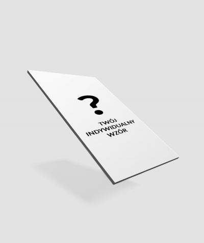GF - (own design) - foam acoustic panel