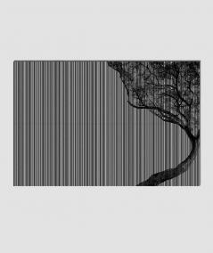 GF - (drzewo) - 12 piankowych paneli akustycznych