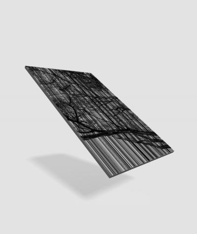 GF - (drzewo) - 10 piankowych paneli akustycznych