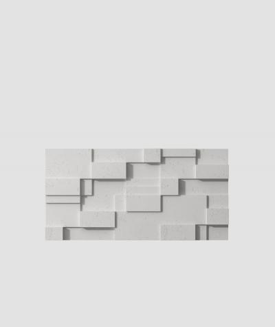 VT - PB11 (S51 ciemno szary 'mysi') CUB - panel dekor 3D beton architektoniczny