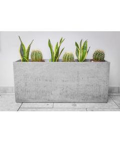 CT - Donica betonowa (biała)