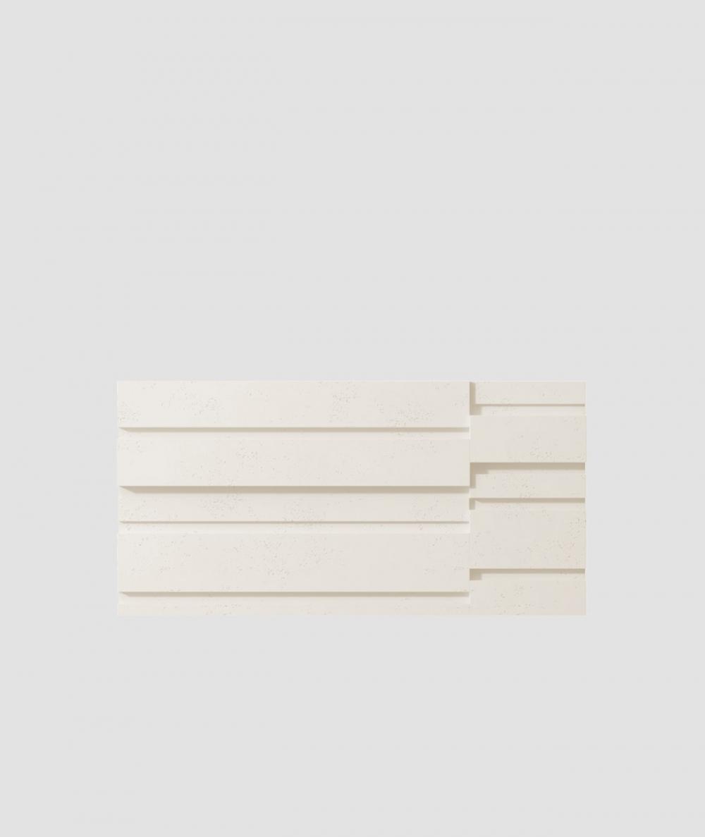 PB13 (B0 white) KOD - 3D architectural concrete decor panel
