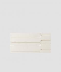 VT - PB13  (B0 biały) KOD - panel dekor 3D beton architektoniczny