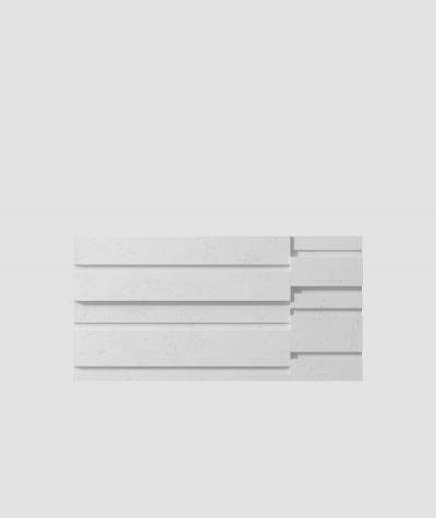 PB13 (S50 light gray 'mouse') KOD - 3D architectural concrete decor panel