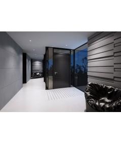 VT - PB13 (S51 ciemny szary 'mysi') KOD - panel dekor 3D beton architektoniczny