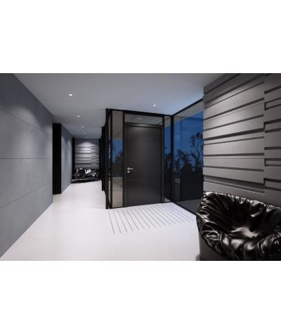 VT - PB13 (B15 black) KOD - 3D architectural concrete decor panel