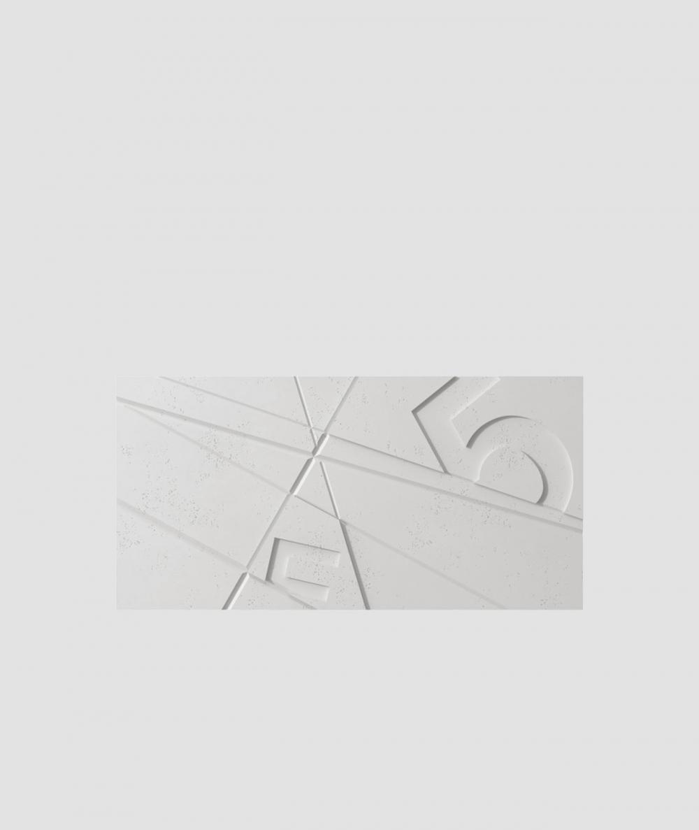 VT - PB14 (S95 jasny szary 'gołąbkowy') GRAF - panel dekor 3D beton architektoniczny