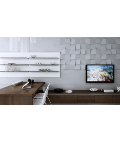 PB16 (KS ivory) COCO 2 - 3D architectural concrete decor panel
