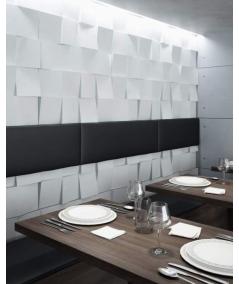 VT - PB16 (S50 jasny szary 'mysi') COCO 2 - panel dekor 3D beton architektoniczny