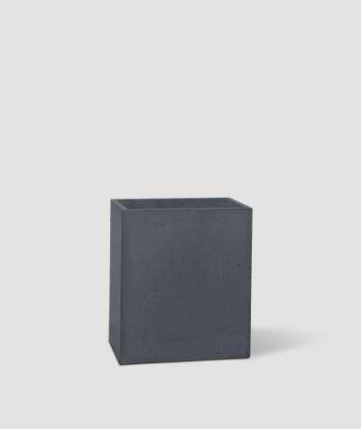 Donica betonowa (antracyt)