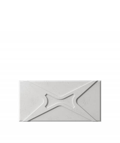 VT - PB17 (S51 ciemny szary 'mysi') MODUŁ X - panel dekor 3D beton architektoniczny