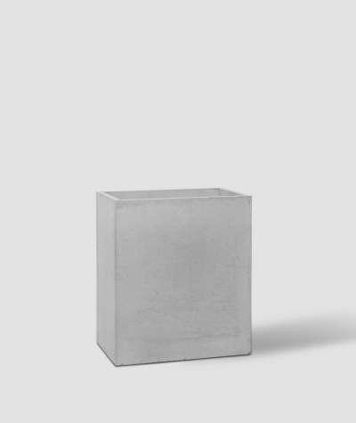 Donica betonowa (szara)