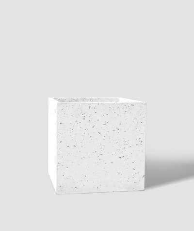 Donica betonowa (biała)