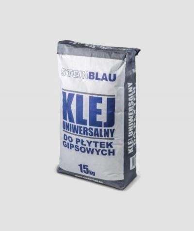 STEINBLAU - Universal adhesive for gypsum tiles (15 kg)