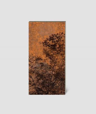 GF - (zardzewiały las) - 6 piankowych paneli akustycznych