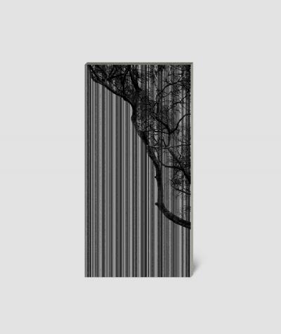 GF - (drzewo) - 8 piankowych paneli akustycznych