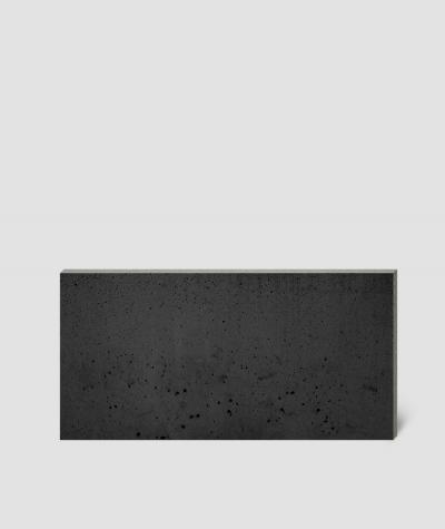 GF - (antracytowy beton) - piankowe panele akustyczne