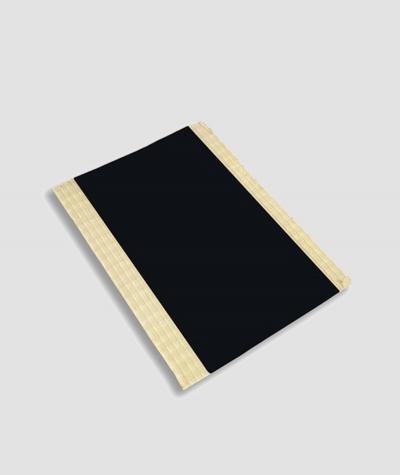 GD - (czarny matowy) - zakończenie do lameli