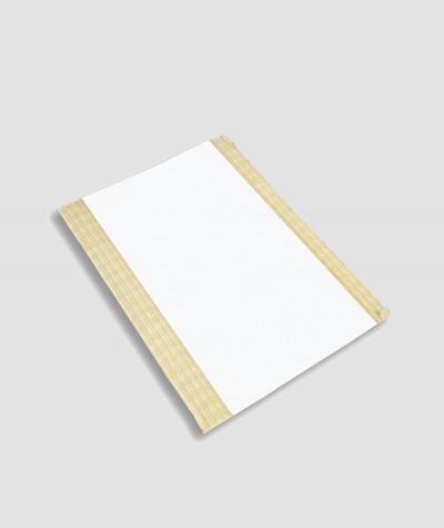 GD - (biały matowy) - zakończenie do lameli