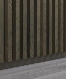 GD - (8 lameli, dąb kanadyjski) - Lamele dekoracyjne na płycie
