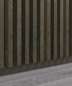GD - (8 lamellas, canadian oak) - Decorative lamellas on the board
